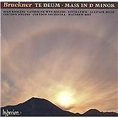 CD ALBUM - Anton Bruckner - Bruckner: Te Deum; Mass in D minor