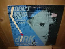 "DIRK BLANCHART i don't mind (if the sputnik lands) 12""  MAXI 45T"