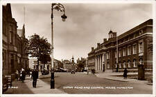 Nuneaton. Coton Road & Council House # G.440 by Valentine's.