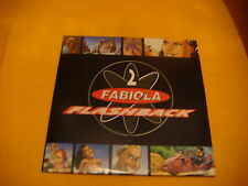 Cardsleeve Single CD 2 FABIOLA Flashback 2TR 1998 dance eurodance