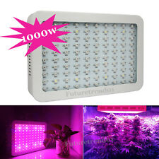 1000W Full Spectrum LED Grow Light 2 Chip for Medical Plants Veg & Bloom Indoor