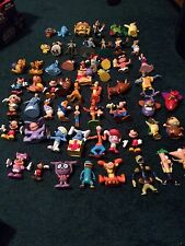 Lot of 58 PVC Cake Topper Figures- Disney , and Nickelodeon