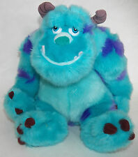 """Sulley Monsters Inc University Disney Parks 12"""" Plush Stuffed Animal Toy Sully"""