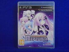 ps3 HYPERDIMENSION Neptunia MK2 MK II An RPG Game MINT DISC Playstation PAL UK