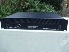 PA Amplificatore CREST AUDIO cxp-1500