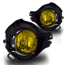 2005-2009 Frontier Plastic Bumper Fog light - Yellow
