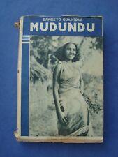 QUADRONE-MUDUNDU-CACCIATORI D'OMBRE ALL'EQUATORE-1935-GEBEL-CHISIMAIO-EL UALUD*