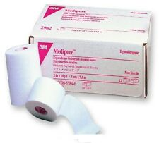 Medipore Soft Cloth Medical Tape, 2 Inch X 10 Yards, by 3m, # 2962 - One Roll
