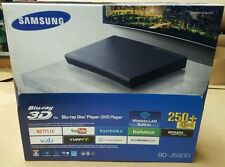 SAMSUNG 4K 3D SMART BLURAY PLAYER (BDJ5900)