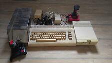 C64 und C64 Floppy Disk inkl. 2 Joysticks und vielen Floppy Disks