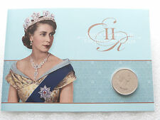 2012 Royal Mint Queens Diamond Jubilee £5 Five Pound Crown Coin