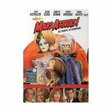 Dvd MARS ATTACKS (1994) - ** Tim Burton **  ......NUOVO