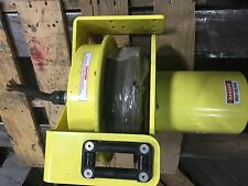 Conductix Wampfler 20 Ft. Industrial Electric Cable Reel 10 AWG / 3 Conductors