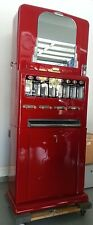 1950s Vintage Stoner Candy Machine - Painted Red