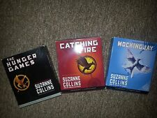 Complete Series,The Hunger Games, Catching Fire, Mockingjay Audiobook CDs