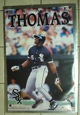 Frank Thomas ~ Chicago White Sox ~  Classic 1992  Full Size Starline Poster