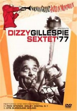 Norman Granz' Jazz in Montreux: Dizzy Gillespie  DVD NEW