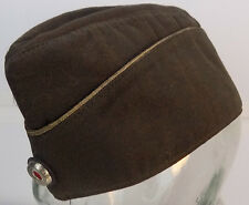WW2 Original German Police Officer's Side Cap