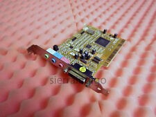 Aopen AW724 Yamaha XG PCI Sound Card 90.18610.603