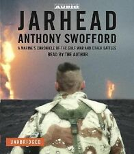 JARHEAD Audio CD Unabridged A Marine's Chronicle of the Gulf War & Other Battles
