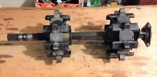 2004 Ski-Doo MX Z 600 HO REV / Renegade drive axle and sprockets