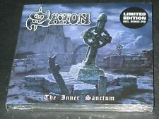The Inner Sanctum [Limited Edition] by Saxon CD+DVD