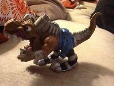 Original 1997 Serie T Visión Extrema Dinosaurios Dino Huesos Figura De Acción Mattel