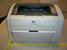 HP LaserJet 1022 Q5912A Printer Under 81K Page Count Tested