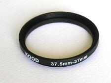 STEP DOWN ADAPTER 37.5MM-37MM STEPPING RING 37.5 TO 37MM 37.5-37 STEP DOWN RING