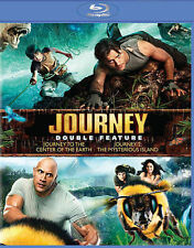 Journey Double Feature (Journey to the Center of the Earth / Journey 2: The Myst