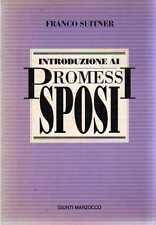 A14 Introduzione ai promessi sposi Franco Suitner Giunti Marzocco 1989