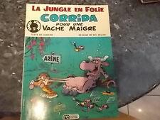belle eo brochée la jungle en folie corrida pour une vache maigre