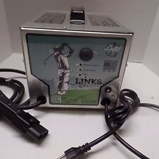 LESTER LINK SERIES Yamaha 48 volt 13 Amp Golf Cart Battery Charger  2pin  Handle