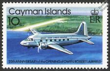 VICKERS VIKING Airliner Aircraft Mint Stamp (1979 Cayman Islands)