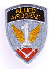 "WWII - 1st ALLIED AIRBORNE ARMY ""Light Blue"" (Reproduction)"