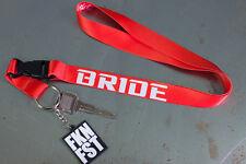 BRIDE Lanyard - NISSAN S13 S14 S15 SKYLINE R33 DRIFT JDM R32 R34 sr20det