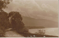 Vintage Postcard Loch Lubnaig Callander Scotland Judges # 11431 Posted 1935