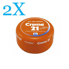 2x Creme 21 All Day Cream With Pro-Vitamin B5 250ml