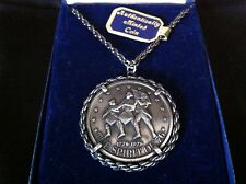 "The Spirit Of ""76 Authentic Mint Coin Necklace ~ Original Heritage Collection"