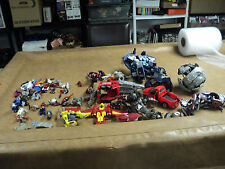 Large Lot of Transformers Beast Wars Alternators Cybertron Primus 10+ Pounds