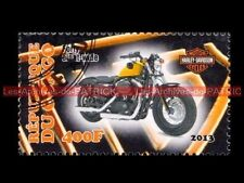 HARLEY DAVIDSON 1200 Forty Eight Wide République du CONGO 2013  Moto Collecting