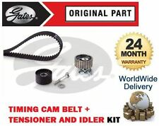 FOR ALFA ROMEO 147 1.9 8V 2000-  TIMING CAM BELT + TENSIONER + IDLER BEARING KIT