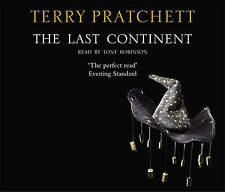 The Last Continent, Terry Pratchett