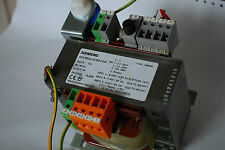 ALIMENTATION power supply SIEMENS 24V 3A 4AV9822-4CB00-0A 230V AC 0,5A 42A AC 3A