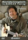 Al Petteway Blues Guitar Arrangements In DADGAD Tuning Learn to Play Music DVD