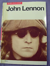 John Lennon In His Own Words Book Beatles Compiled by Miles Illustrated 1994