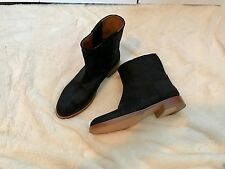 $525 NWOT RAG & BONE Holly Ankle Boot Boots Booties Shoes Black - Size EU 37.5