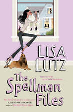 Lisa Lutz The Spellman Files (Spellman Mysteries 1) Very Good Book