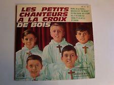 """LES PETITS CHANTEURS A LA CROIX DE BOIS : Madre en la puerta - 7"""" EP PATHE ED 39"""