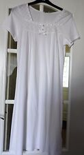 Marks and Spencer Ladies White Night Shirt/Dress -  - Size 8 - New with Tag